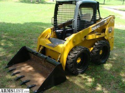 For Sale: 2012 John Deere 315 Skid Steer Loader