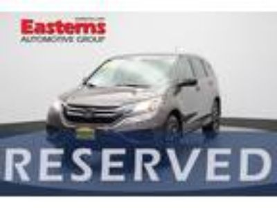 Used 2016 Honda CR-V Modern Steel Metallic, 31.5K miles