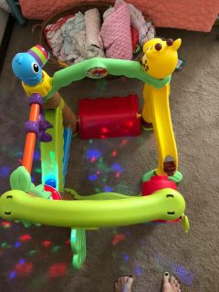 Little tykes Baby toddler toy gym