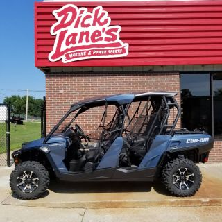 2018 Can-Am Commander MAX Limited Side x Side Utility Vehicles Afton, OK
