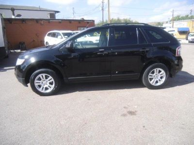 2007 Ford Edge SE (Black Clearcoat)