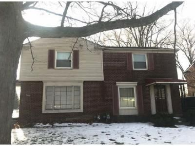 4 Bed 2 Bath Foreclosure Property in Detroit, MI 48221 - -10607 Curtis St