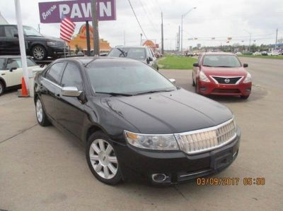 2007 Lincoln MKZ Base 4dr Sedan