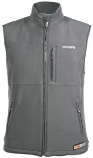 Sell Ansai Mobile Warming XL Gun Metal Classic Softshell Electric Battery Heated Vest motorcycle in Ashton, Illinois, US, for US $134.99