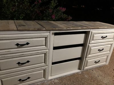 Rustic Buffet/Console Table