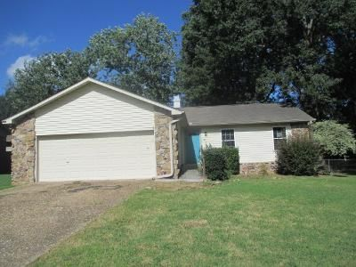 2 Bed 2.0 Bath Foreclosure Property in Jacksonville, AR 72076 - Berkshire Cir