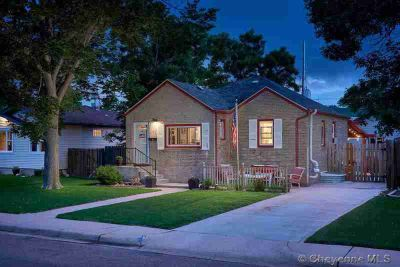 3518 McComb Ave CHEYENNE Three BR, Unbelievable value in the