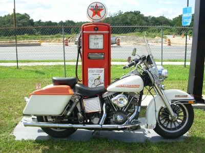 """1984 FLHPD, Harley Davidson Police Deluxe """"RARE"""""""