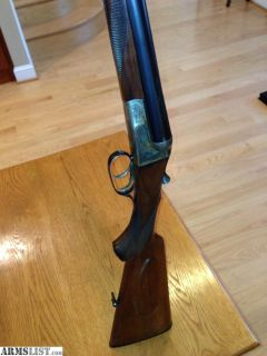 For Sale: J. P. Sauer & Sohn, 12 gauge, SxS