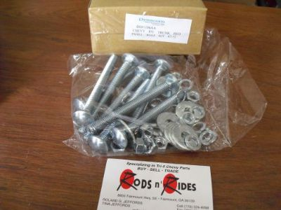 Buy 1967 1972 CHEVY GMC BED BOLTS motorcycle in Calhoun, Georgia, United States, for US $12.50