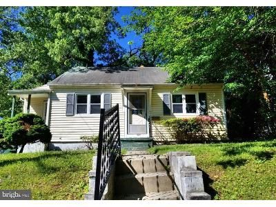 3 Bed 1 Bath Foreclosure Property in Hyattsville, MD 20784 - Emerson Rd