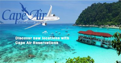 Discover new locations with Cape Air Reservations