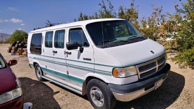 Dodge conversion van