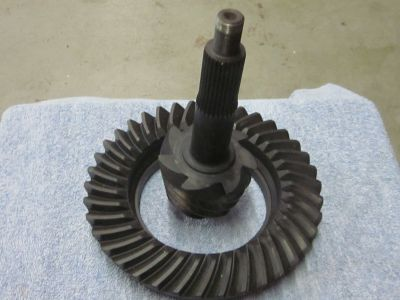 Richmond Pro Gear 5.43 Ring and Pinion