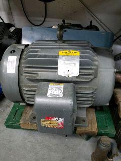 15HP 3 Phase Motor