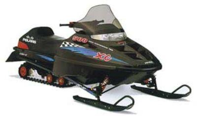 1999 Polaris Indy 500 XC Trail Sport Snowmobiles Eagle Bend, MN