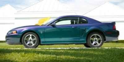 2004 Ford Mustang SVT Cobra (Green)