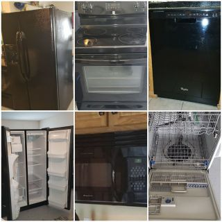 Appliance sale! Everything was purchased new from Lowes 3 years ago. Like new.