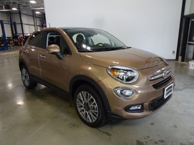 2018 Fiat 500X Lounge (Copper)