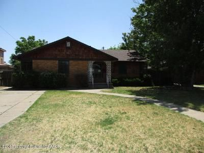 4 Bed 2 Bath Foreclosure Property in Amarillo, TX 79102 - S Florida St