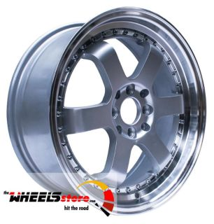 Purchase SSR CHROME LIP 17x7 8x100/114.3 Dodge Chrysler Chevrolet Ford Honda . Rims motorcycle in Brooklyn, Maryland, US, for US $163.75