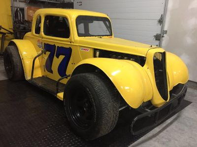 32 coupe legend race car