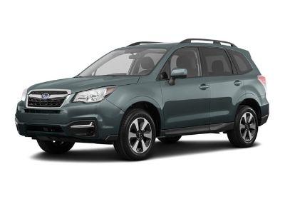 2018 Subaru Forester 2.5i Premium (Jasmine Green)
