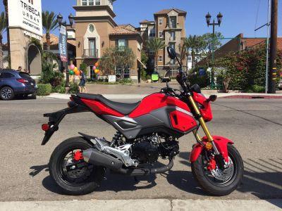 2018 Honda Grom ABS Sport Motorcycles Marina Del Rey, CA