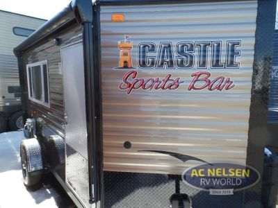 2019 Ice Castle Fish Houses Ice Castle Sports Bar
