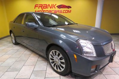 2005 Cadillac CTS Base (Stealth Gray)