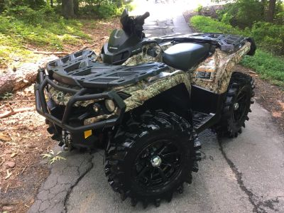 2013 Can-Am Outlander XT 1000 ATV Utility Woodstock, GA