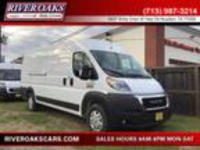 new 2019 RAM Promaster for sale.