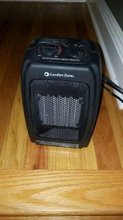 Small space heater. $3