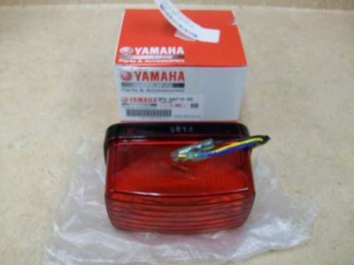 Sell NEW REAR TAILLIGHT ASSEMBLY YAMAHA YFM250 YFM 250 125 RAPTOR 2008 2009 2010-2013 motorcycle in Ellington, Connecticut, United States, for US $38.99