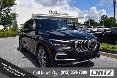 New 2019 BMW X5 Sports Activity Vehicle