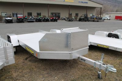 2018 ALUMA UT12 Equipment Trailer Trailers Adams, MA