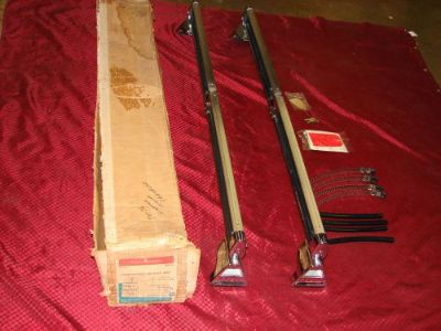 Buy 68 69 70 71 72 CAMARO CHEVELLE NOVA BUICK OLDS PONTIAC NOS GM ACCESSORY SKI RACK motorcycle in East Earl, Pennsylvania, United States, for US $2,500.00