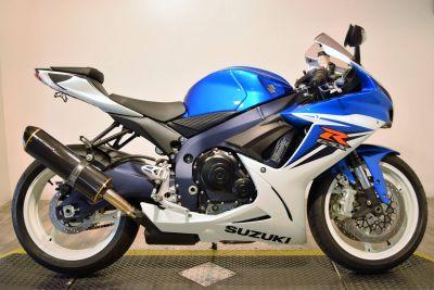 2011 Suzuki GSX-R600 Supersport Motorcycles Wauconda, IL