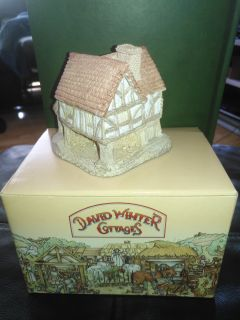David Winter Cottage - Little Market - 1980