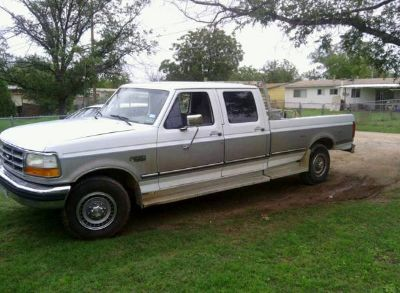 1994 FORD F350 SUPERCAB 5TH WHEEL