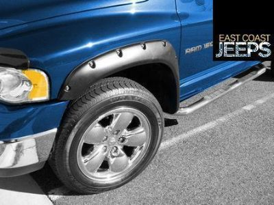 Sell 81630.40 RUGGED RIDGE All Terrain Fender Flares, 02-05 Ram 1500, 2500, & 3500 motorcycle in Smyrna, Georgia, US, for US $299.45