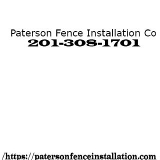 Paterson Fence Installation Co