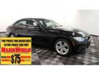 $18888.00 2016 BMW 3 Series with 55830 miles!