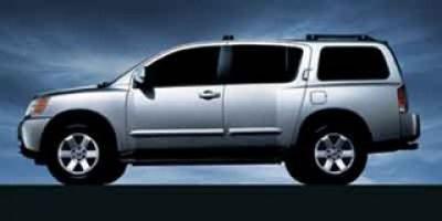 2004 Nissan Armada SE (Silver Lightning)