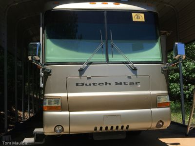 2001 Newmar DUTCH STAR 4035