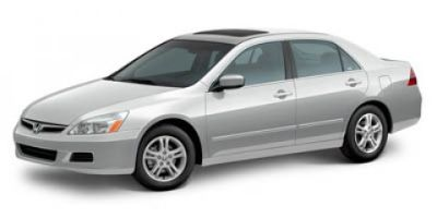 2007 Honda Accord EX (White)