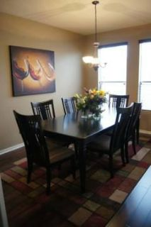 $600, Black Dining Table
