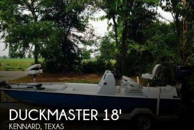2009 Duckmaster 18 Laguna Tiger