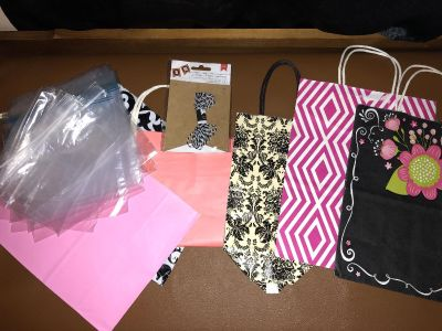 Gift bags & party supplies