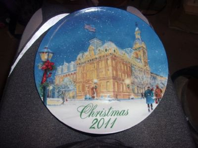2011 Smucker's Winter Collector Series Plate